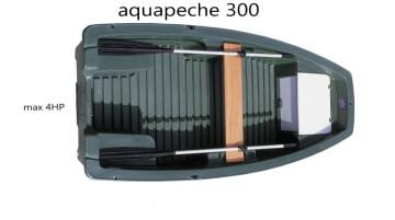 Aquapeche 300 - Sloepenkoning.nl